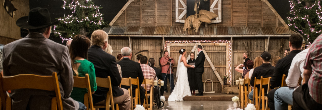 River Ranch Stockyards Weddings